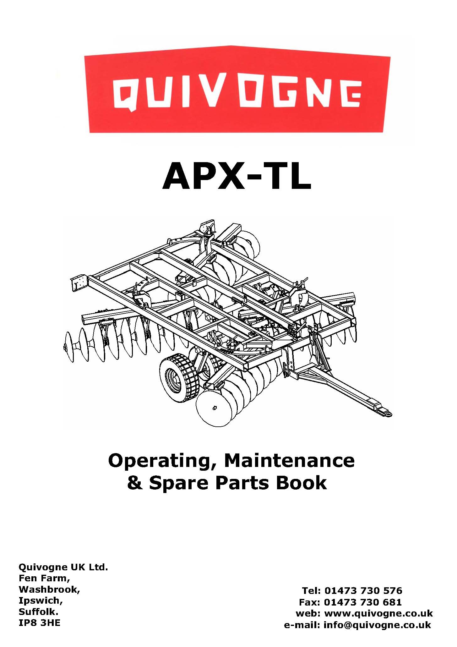 APX-TL complete book